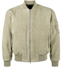 Top Quality Brown bomber jacket at best price in the market