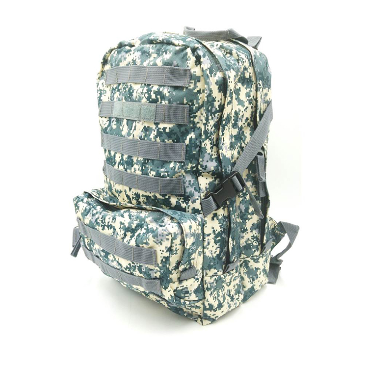 Wholesale factory camouflage camping military MILS Spec Backpack