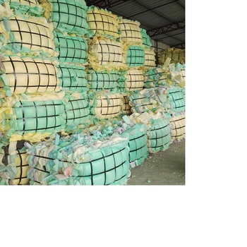 High quality sale factory directly sell pure color rebond sponge foam scrap