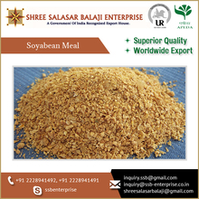 Solvent Extracted Soybean Meal for Healthy Diet Food at Considerable Price