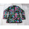Indian Floral Kantha Quilted Jackets Indian Handmade Cotton Jackets Wholesale