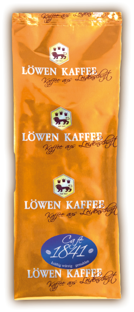 Loewenkaffee Coffee 1841 500g