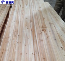High Quality Cedar Wood Egde Glued/Solid Wood Boards/Finger Jointed Panels for Floor, Wall,Fence