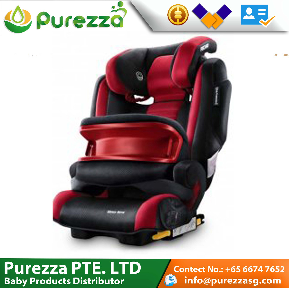 MONZA NOVA IS Ruby Colours High Quality Car seats by RECARO