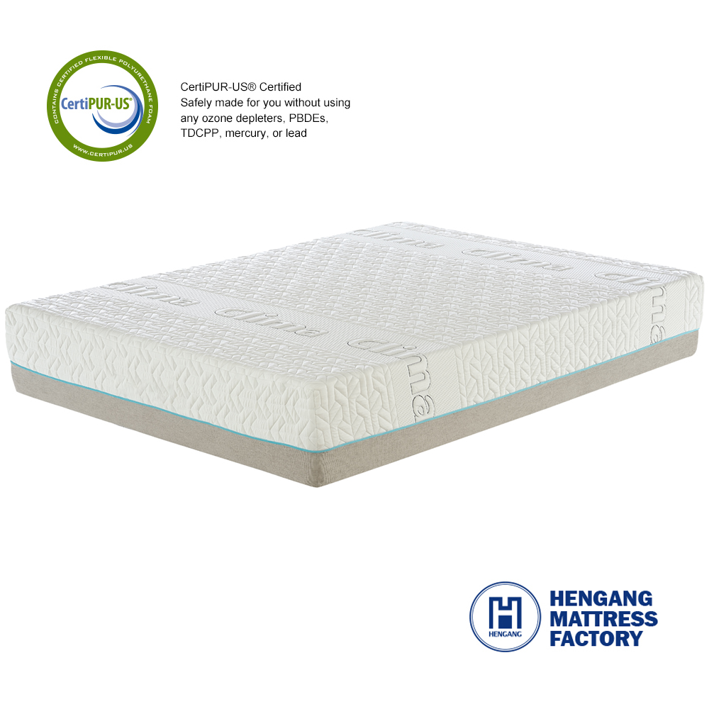 Hybrid 11 INCHES GEL MEMORY FOAM MATTRESS - Jozy Mattress | Jozy.net