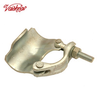Construction Scaffolding HIgh Quality Types of Couplers Real Estate SIngle and Putlog Clamps