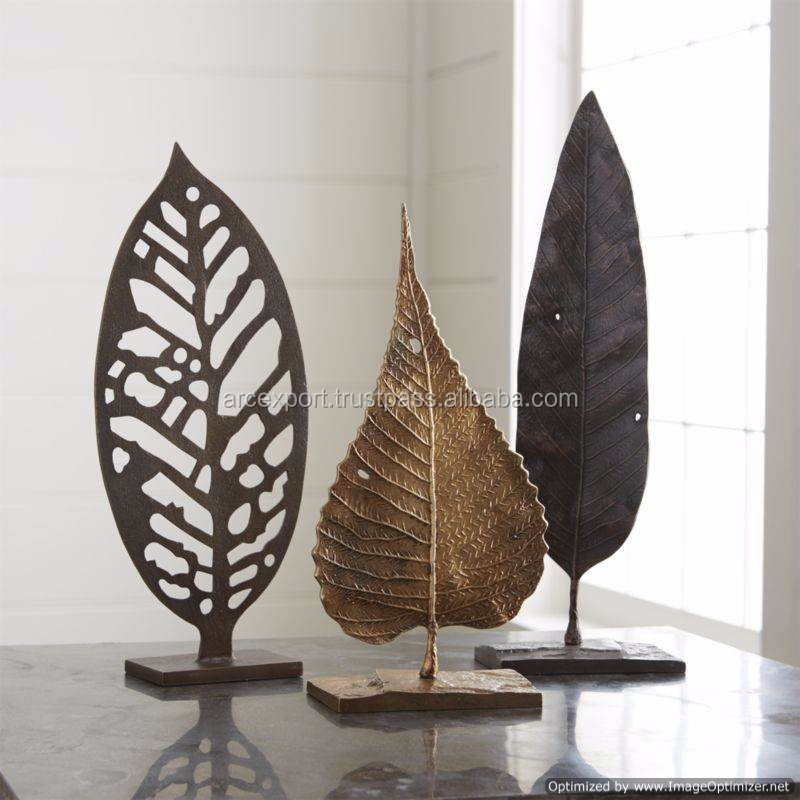 metal fish sculpture for decoration