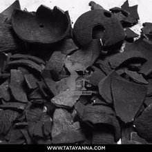 100% Natural Raw material for Coconut Shell Charcoal Briquette