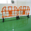 Plastic barricades,Road Safety Plastic Control Barrier Barricade