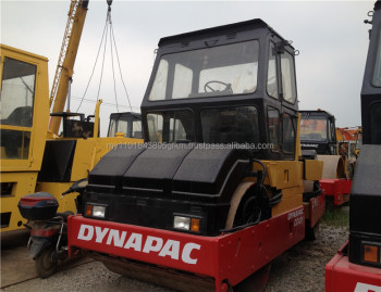 used original Sweden Dynapac CC421 road roller for sale