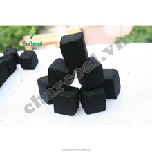 Magic coals from Coconut Shell Shisha Charcoal Coconut Cube shape Hookah Charcoal