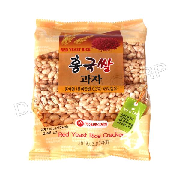 Red Yeast Rice Cracker