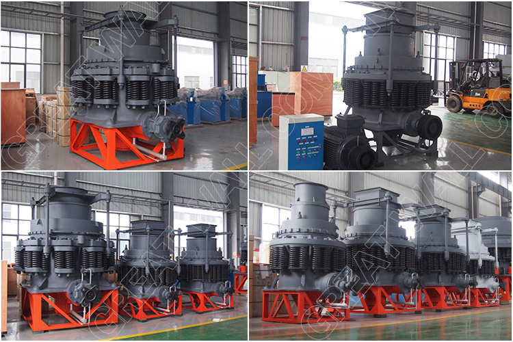 PY Spring Cone Crusher Manufacturer with All Models