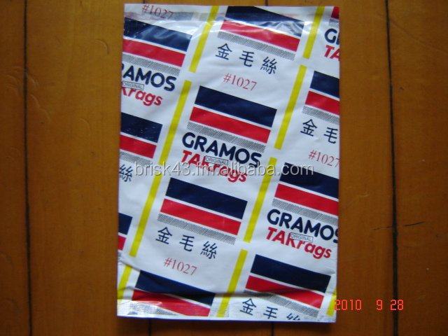 supply quality tack rag tack cloth wiper