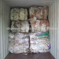 Factory Direct BOPP Film Scrap Bundle for Recycled PP Resins