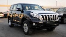 Toyota Prado 2.7L Petrol VX Automatic 2017 Model For export sale