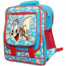 KIDS SCHOOL BAG, MICKEY MOUSE SCHOOL BACKPACK-