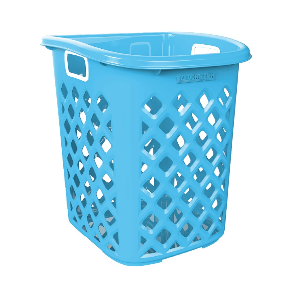 New non-BPA best material plastic high quality modern and best quality laundry Basket 98
