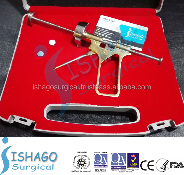 Liposuction Syringe Fat Injection Gun