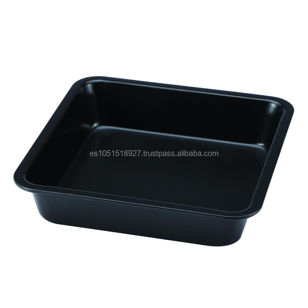 Baking bread mold square tray carbon steel