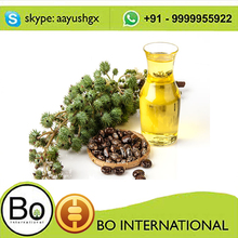 Pure natural flavored castor oil for export