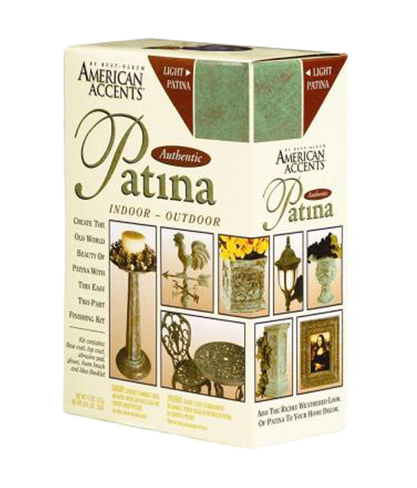 RUST - OLEUM American Accents Authentic Patina Kit - 7985955 - Kit