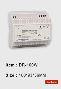 100W 12V AC-DC Constant Voltage LED Driver IP67 waterproof power supply