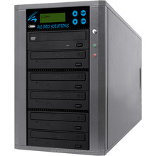 All Pro Solutions M-Duo-5 Standalone Manual 1 to 5-Drive CD DVD Duplicator + USB to Disc Copy