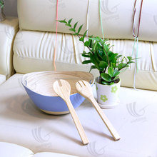Eco-friendly bamboo salad bowls, bamboo fruit bowls wholesale