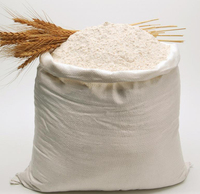 Bag Packaging and 50 kg Weight (kg) wheat flour for sale in bulk