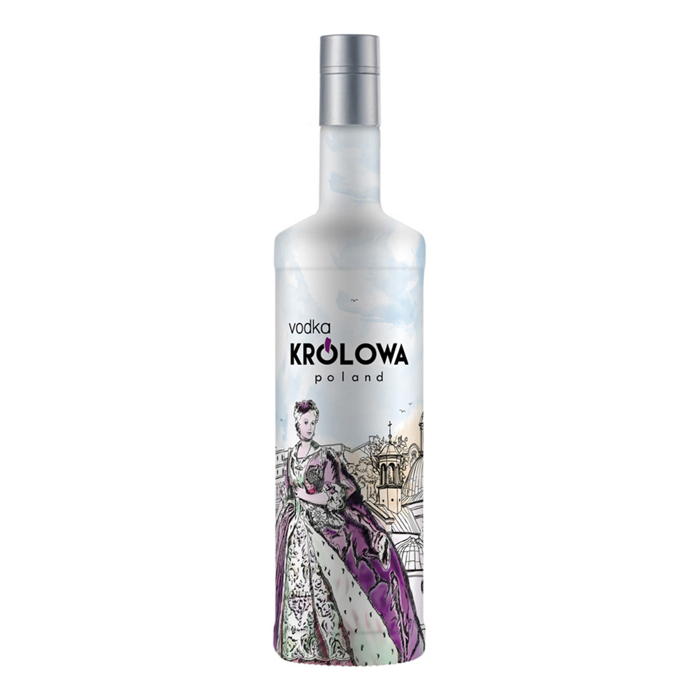 KRULOWA- Premium Polish Vodka 100% Grain