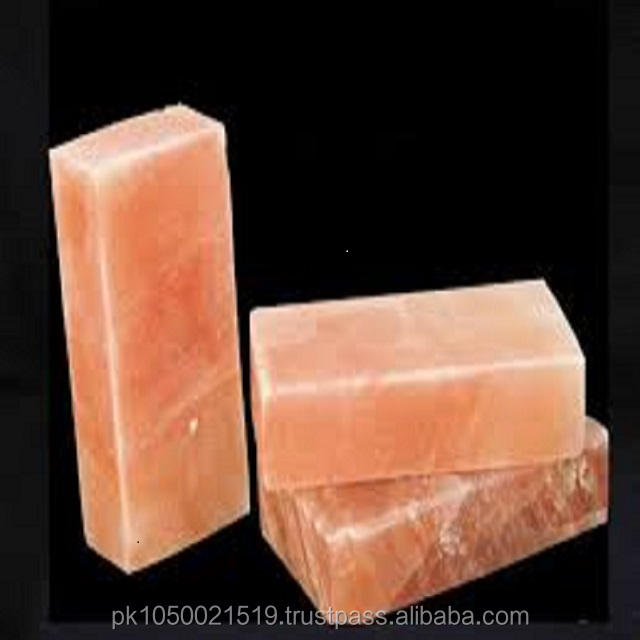 Rock salt tile & bricks 2*4*8