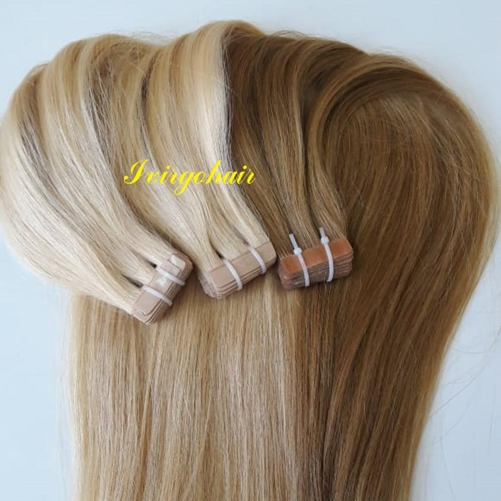 Top quality tape in hair superior quality wholesale factory price skin weft tape hair extensions
