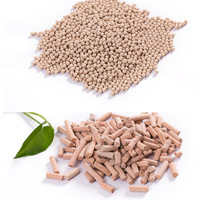 Polyester Resin Drying 4A Molecular Sieve Spherical 3.0-5.0 mm Diameter for sale