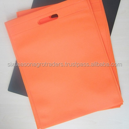 Promotional Handled Style and Non woven fabric,Non-woven Material shopping bag
