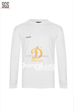 low MOQ Long Sleeve t shirt men sportswear top quality customizable latest shirts for men pictures