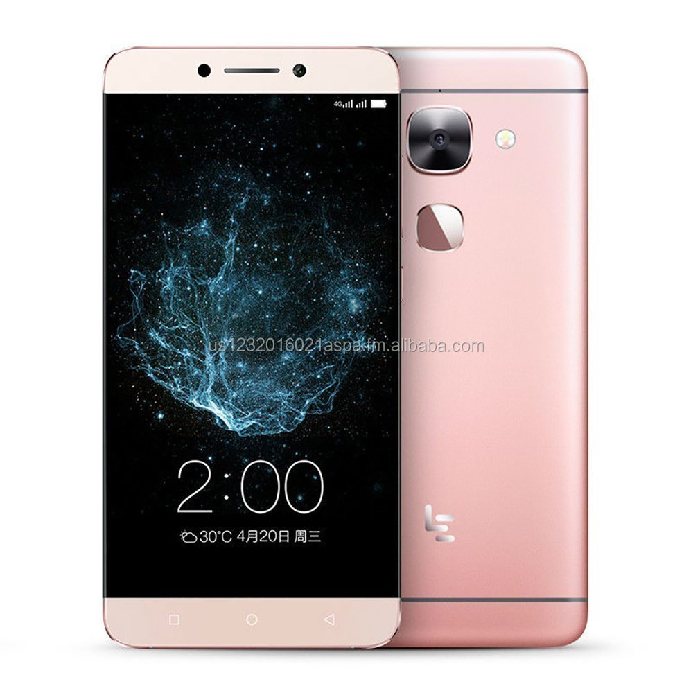 Stock Lot - 10,000 pcs brand new LeEco X820 6+64GB 4-Core 4GLTE Smart Phones (5000 Gold / 5000 Rose Gold)