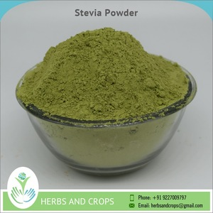 Organic Stevia Extract Leaf Powder Price