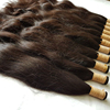 INDONESIAN RAW HAIR RAW MATERIALS 100% REMY HAIR VIRGIN HUMAN HAIR