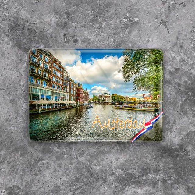 Fridge Magnet - Holland/Netherlands Series - M01HOLAMS-07