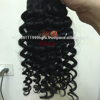 "2018 Latest version many kinds of human hair black hair steam curly body wavy no tangle hair extensions 10""-28"" 100g/lot"
