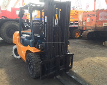 Good price used forklift Toyota FD40 for sale,used Toyota 4ton forklift