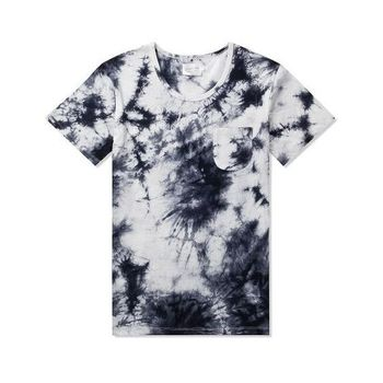 Zega apparel custom dyed t-shirt