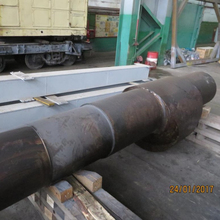 K8548 6300T press used eccentric shaft