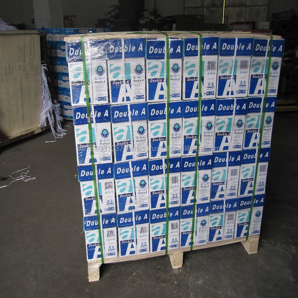 High Quality copy paper A4 80gsm in pallet