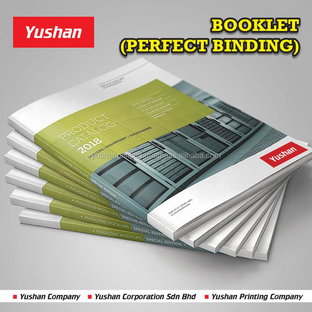 Customized Digital Printing Magazines/Newsletter/ Books at high quality and low price, perfect binding