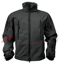 Best-Quality Men's SOFTSHELL Camping/Hiking Winter Water-proof Triple-Layer Softshell Jacket