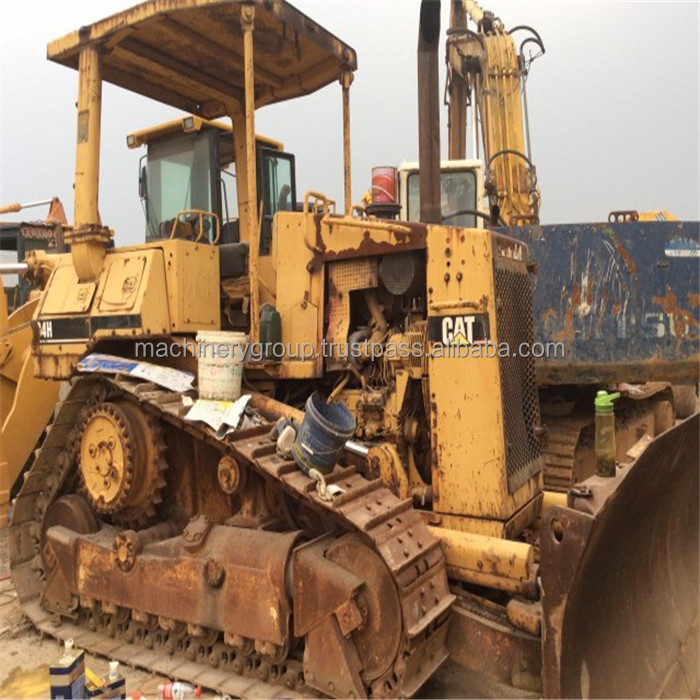Used Cat d4h bulldozer,caterpillar used bulldozer D4H,d4 used CAT bulldozer