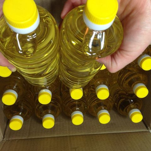 high quality refined sunflower oil made in Brazil