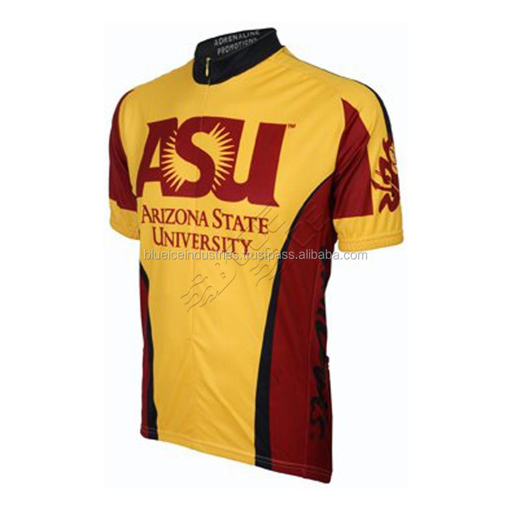 Custom Arizona State Sun Devils Cycling Jersey, USA Cycling Wears